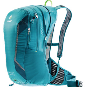 Deuter Race EXP Air Rugzak 14+3l, petrol/arctic